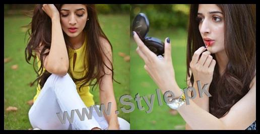 See Latest clicks of Mawra Hocane