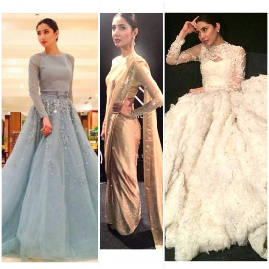 Mahira khan's most iconic Style moments. feature 2