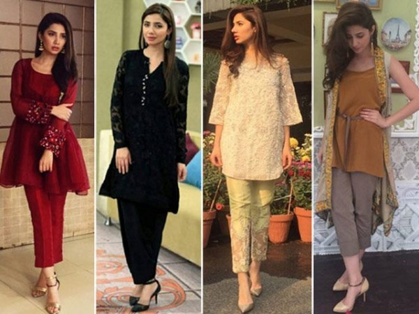 Mahira khan's most iconic Style moments.cover