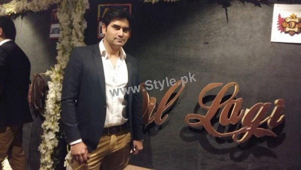 Promotional event of Drama serial Dil Lagi (6)