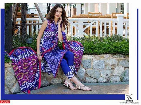Riwaj By Shariq Textiles Spring Dresses 2016 For Women008