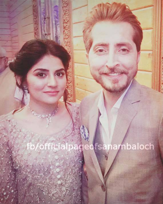 Sanam Baloch at her Brother's Wedding (10)