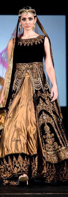 Velvet Bridal dresses - debut black