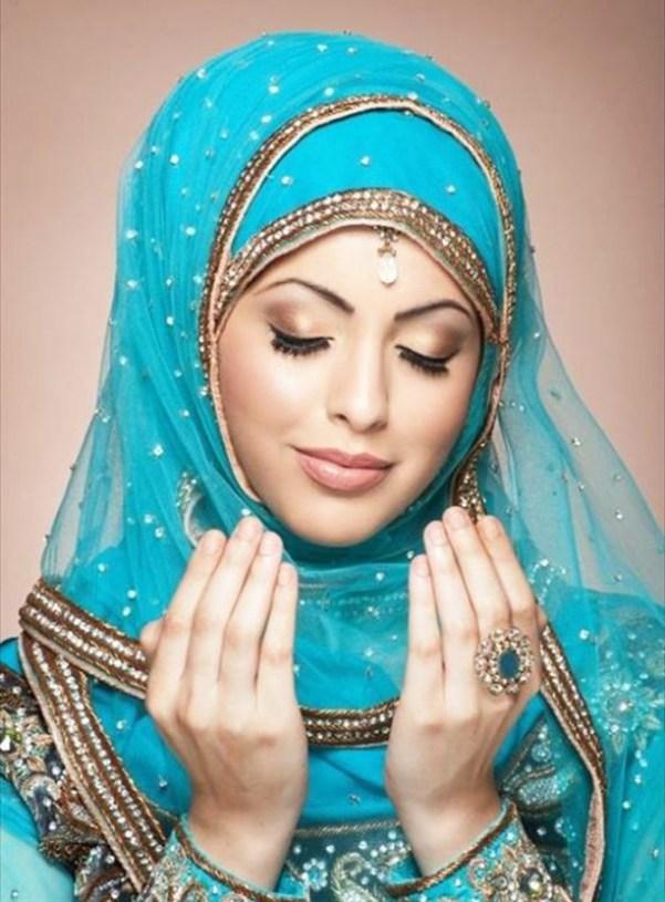 latest hijab style