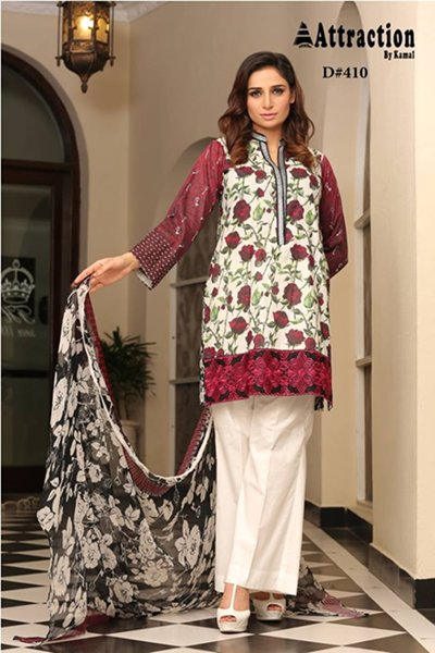 Attraction By Kamal Summer Dresses 2016 For Women007