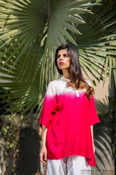 Ayesha Khurram Spring Dresses 2016 For Women007