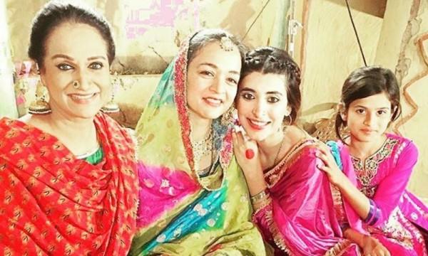 See First look of drama serial Udaari