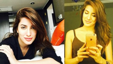 Mehwish Hayat In Bangkok pictures