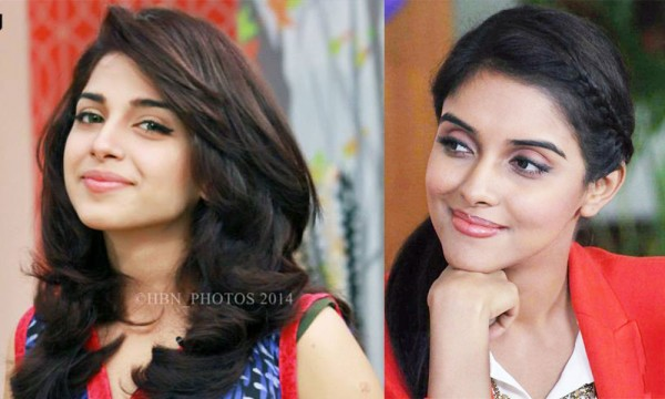 Sonia Hussain and Asin