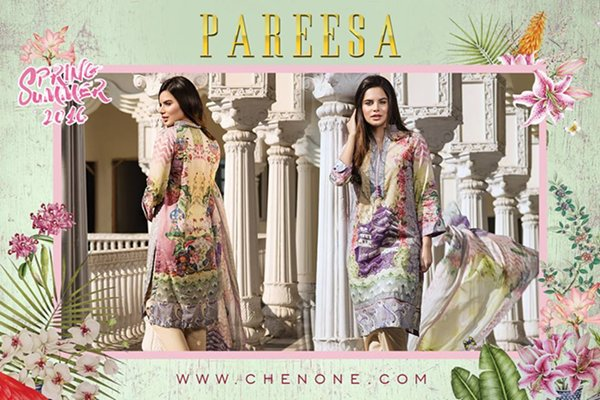 Pareesa By Chen One Spring Dresses 2016 for Women004