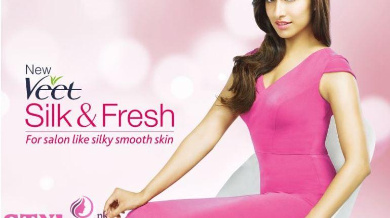 Veet Announces Shraddha Kapoor As Brand Ambassador