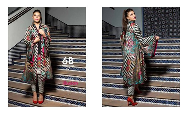 Zainab Chottani Lawn Dresses 2016 For Women0017
