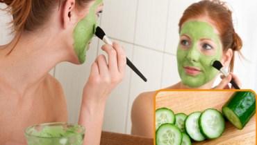 Homemade face masks for summer