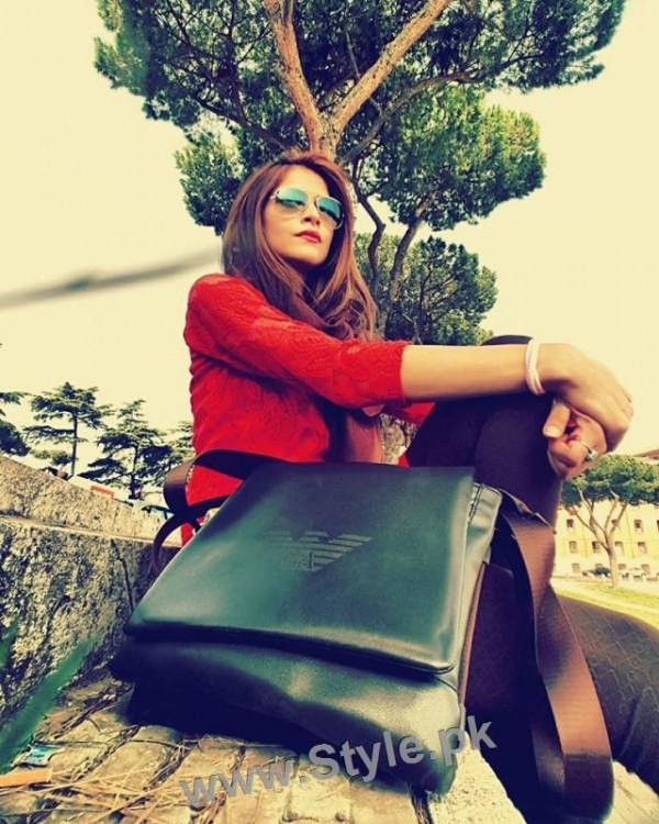 Arij Fatima is having fun in Italy (6)