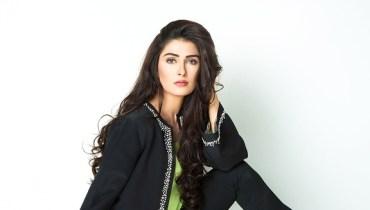 SeeAyeza Khan is in the list of World's most Beautiful Women