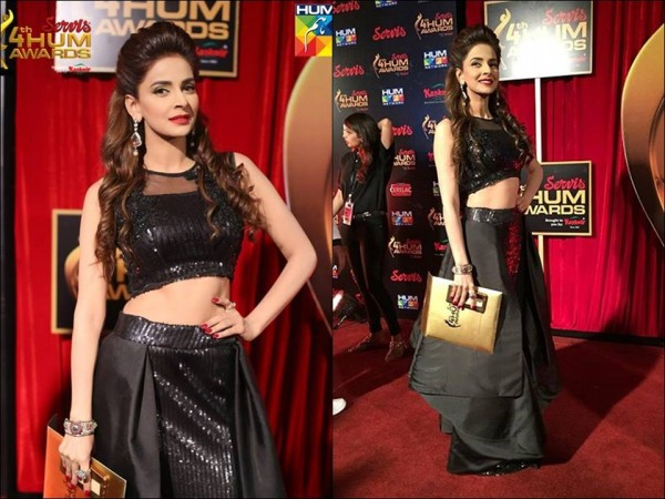 Hair Styles of Celebrities at HUM Awards 2016 (13)