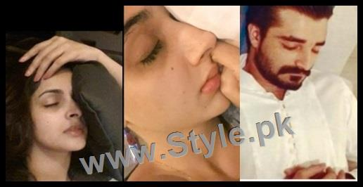 See Pictures of Pakistani Celebrities when they are asleep