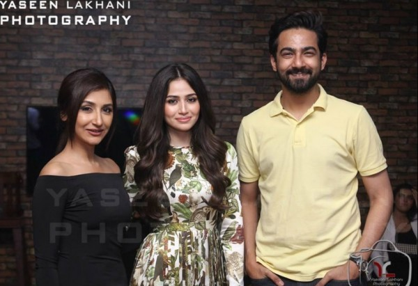 Sana Javed is an actress who has many close friends in Industry (4)