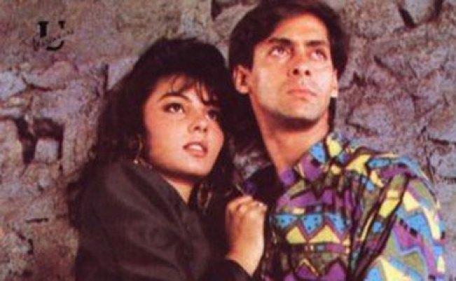 Somy Ali and Salman Khan