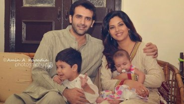 Sunita Marshall and Hasan