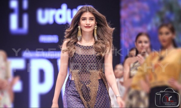 Syra Shahroz looked gorgeous at FPW16 Day 3 (6)