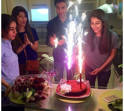 See Syra Sheroz's 28th Birthday Celebrations