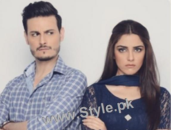 Top 10 Pictures of on screen couple Maya Ali and Osman Khalid Butt (11)
