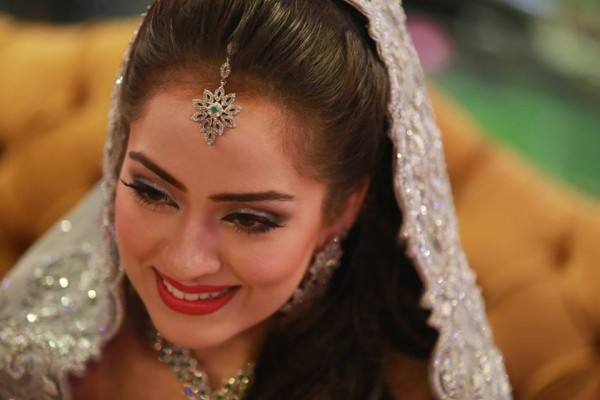 Ahmed Hassan and Nousheen Ibrahim' Reception pictures (2)