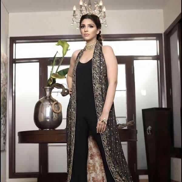 Ayesha Somaya Summer Dresses 2016 For Women006