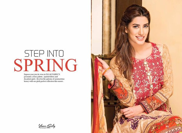 Falak Fabrics Summer Dresses 2016 For Women0010