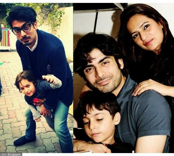 Fawad Khan son