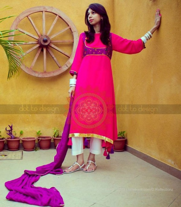 HK-Dot-to-Design-Eid-Latest-Dresses-Collection-Summer-Collection-2013-2