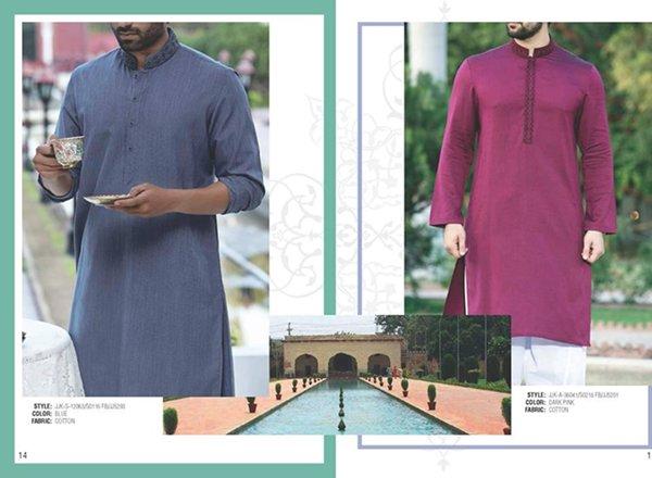 Junaid Jamshed Eid Dresses 2016 For Men0012
