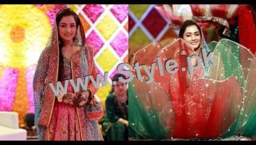 See Mehndi trends showcased in Good Morning Pakistan