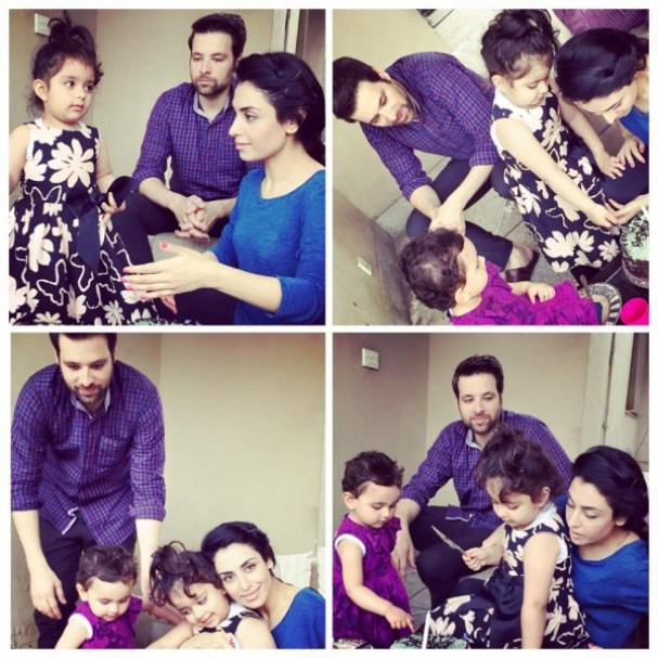 Mikaal Zulfiqar daughters