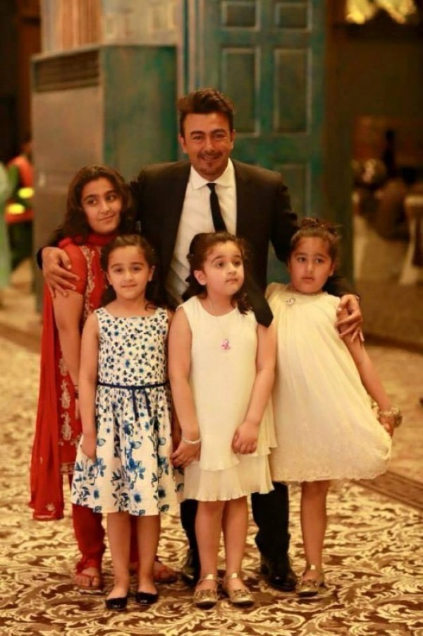 Shaan Shahid daughters