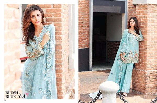 Tena Durrani Lawn Dresses 2016 For Women001