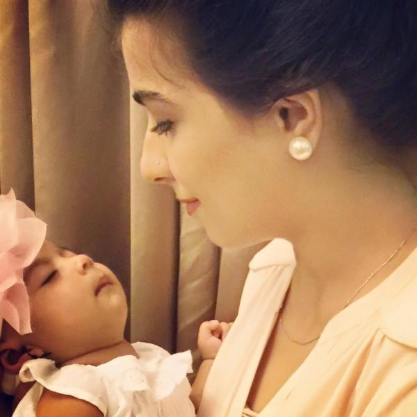 daughter of Dua Malik