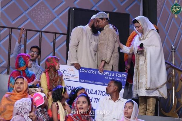 Amjad Sabi's son in Ramzan Transmission (10)