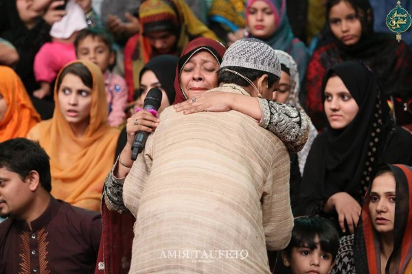 Amjad Sabi's son in Ramzan Transmission (11)