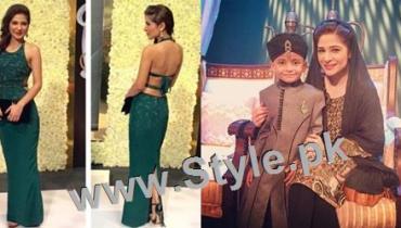 See Bold Pakistani Actresses hosting Ramzan Transmission