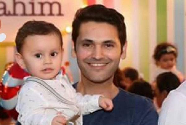 Fahad Mirza and Sarwat Gillani Son
