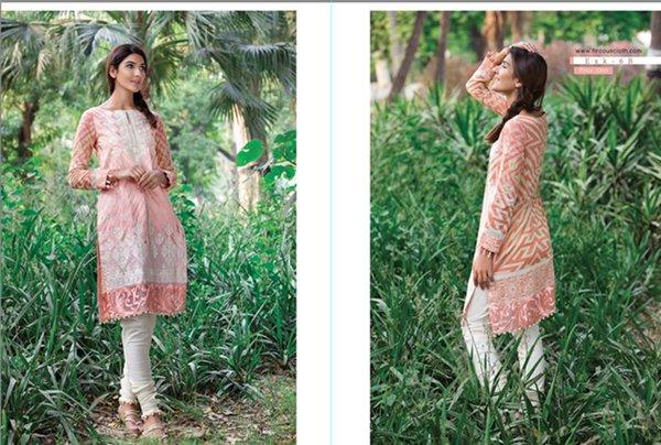 Firdous Cloth Mills Eid Dresses 2016 For Women001