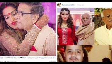 See How celebrities wished their fathers on Father's day