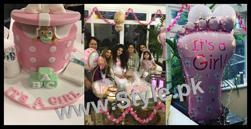 Its a baby girl for Annie Khalid