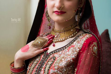 Latest bridal jewellery designs 2016  (2)