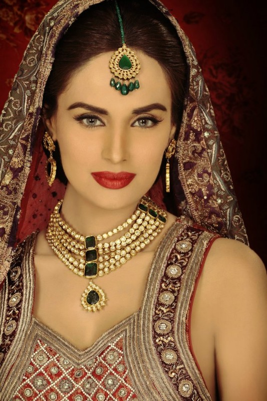 Latest bridal jewellery designs 2016  (8)