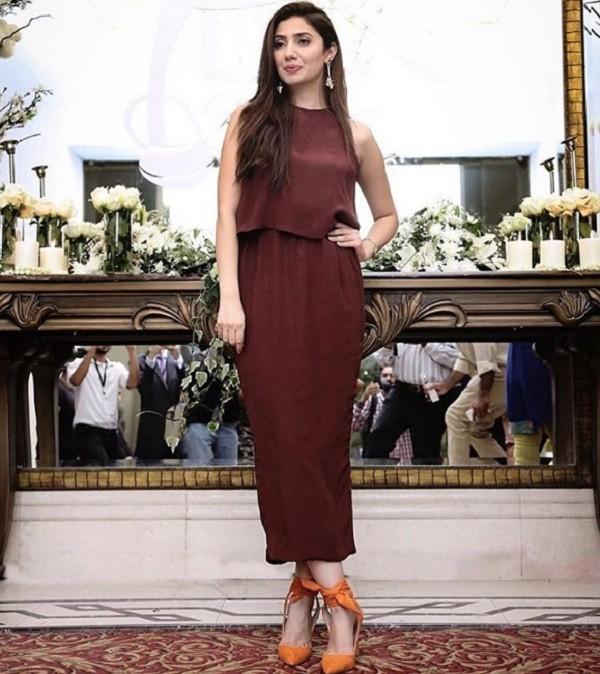 Mahira Khan LSA 2016