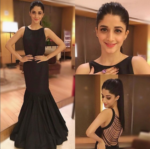 Mawra Hocane In GQ Best Dressed Awards