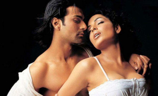Meera with Ashmit Patel
